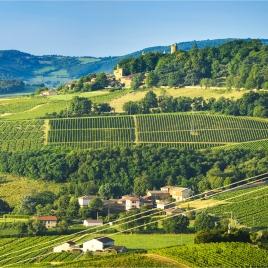 Séjour en Bourgogne