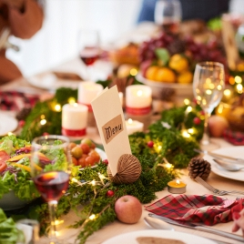 Repas de Noël des retraités